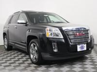 CARFAX One-Owner. Clean CARFAX. Black 2012 GMC Terrain