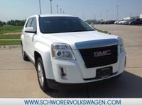 Check out this gently-used 2012 GMC Terrain we recently