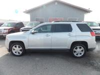 Options:  2012 Gmc Terrain Pioneer Premium Audio!