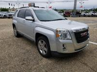 Quicksilver Metallic 2012 GMC Terrain SLE-2 FWD 6-Speed