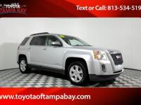 Options:  2012 Gmc Terrain Sle-2|Silver|Hurry And Take