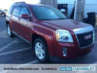 GMC Terrain  Clean CARFAX. CARFAX One-Owner. Odometer