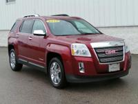 This 2012 GMC Terrain SLT-2 is offered to you for sale