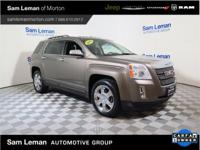 2012 GMC Terrain SLT-2 AWD in Mocha Steel Metallic