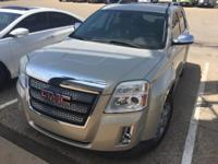 We are excited to offer this 2012 GMC Terrain. When you