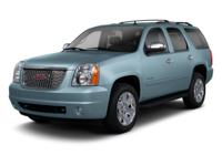 Sturdy and dependable, this Used 2012 GMC Yukon Denali