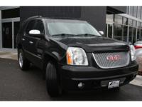2012 GMC Yukon, Black, Leather interior,XM radio,