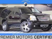 Options:  2012 Gmc Yukon Denali Black 6.2L V8 Automatic