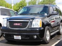 Yukon SLT, Vortec 5.3L V8 SFI Flex Fuel, 6-Speed