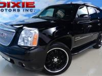 NAVIGATION*REAR SEAT DVD*22-INCH BLACK GMC WHEELS*2ND