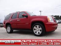 This is one Sharp GMC Yukon SLT-2 2WD!! This Yukon is