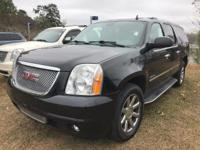 CARFAX One-Owner. Clean CARFAX. 2012 GMC Yukon XL