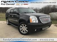 Options:  2012 Gmc Yukon Xl 1500 Denali|Onyx