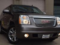 This GMC Yukon Denali is reliable and stylish. It will