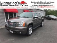 This 2012 GMC Yukon XL is absolutely the ultimate