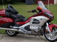 Aiming to offer my 2012 Goldwing with just 8500 miles.
