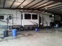 2012 Gulf Stream Enduramax M3812END Toy Hauler. Air
