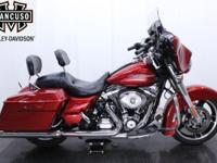2012 FLHX Street Glide The 2012 Harley-Davidson Street