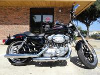 2012 Harley Davidson, 883L, All Stock, Tires are in