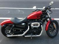 HARLEY DAVIDSON 883 IRONTHIS IS A 2012 883 IRON, LIKE