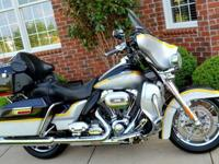 One of the Nicest 2012 CVO that you will ever