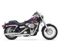 Bikes Dyna. the Super Glide Custom bike is true to its