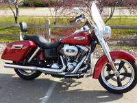 The 2012 Harley-Davidson Dyna Switchback FLD with