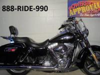 2012 Harley Davidson Dyna Switchback motorcycle for