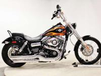 Require the best rate. 2012 Harley-Davidson Dyna Wide