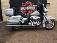 The Street Glide is also a must see for bike touring.