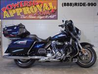 2012 Harley Davidson Electra Glide Ultra Limited for