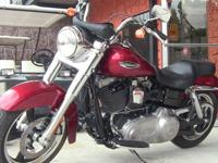 2012 Harley-Davidson FLD Dyna Switchback with 2,200