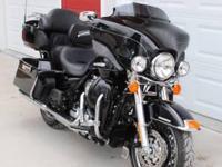 2012 Harley Davidson FLHTK Electra Glide Ultra Limited-