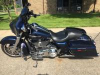 For sale! 2012 Harley Davidson FLHX Street Glide. 11.5K