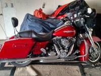 2012 Harley Davidson FLHX Street Glide. 2012 Harley