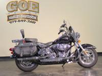 2012 Harley-Davidson FLSTC Heritage Softail Classic
