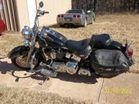 Very nice 2012 Harley Davidson FLSTC Heritage Softail