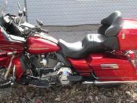2012 Harley Davidson FLTRU Road Glide Ultra- - 2012