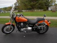 2012 Super Glide Custom in excellent condition with 440