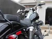 2012 Harley Davidson FXDWG Dyna Wide Glide. For sale is