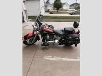 2012 Harley Davidson Heritage Softail Classic Beautiful