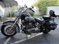 2012 Harley Davidson Heritage Softail Classic FLSTC