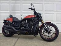 2012 Harley-Davidson Night Rod SPECIAL, 2012