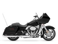 The other Touring bikes also include a 6-gallon Harley