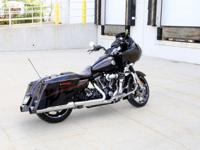 2012 HARLEY DAVIDSON ROAD GLIDE CVO 7914 miles. This