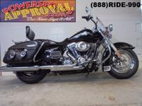 2012 Harley Davidson Road King Classic for sale with