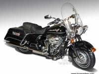 2012 Harley Davidson Road King Custom, 4,000 miles,