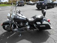 2012 Harley Davidson Road King in Excellent Condition-