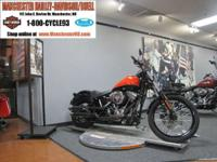 2012 Harley-Davidson Softail Blackline Welcome to the