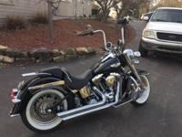 Bike is excellent all over. Has about 5800 miles. Comes